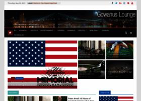 gowanuslounge.com