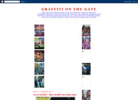 graffitionthegate.blogspot.com