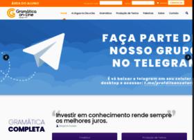 gramaticaonline.com.br