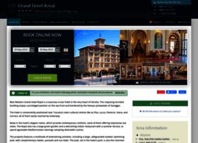 Grandhotelroyal-viareggio.h-rez.com