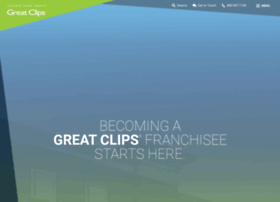 greatclipsfranchise.com