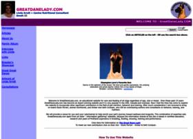 greatdanelady.com