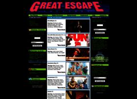 greatescapetheaters.com