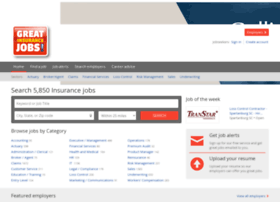 greatinsurancejobs.com