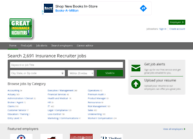 greatinsurancerecruiters.com