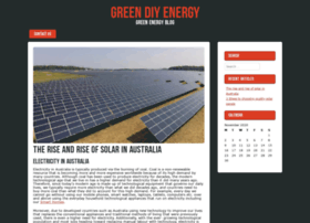 greendiyenergy.com