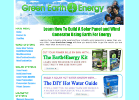 greenearth4energy.com