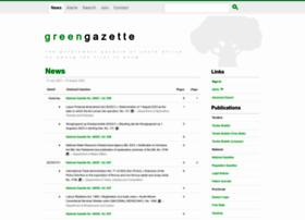 Greengazette.co.za