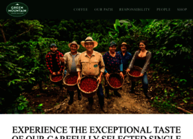greenmountaincoffee.com