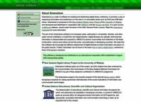 greenstone.org