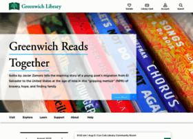 greenwichlibrary.org