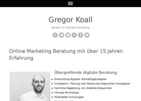 gregor-koall.de