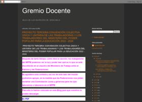 Gremiodocente.blogspot.com