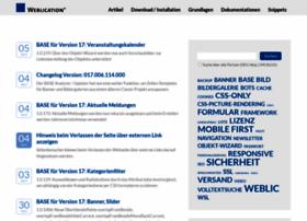 Grid.weblication.de