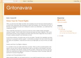 Gritonavara.blogspot.com