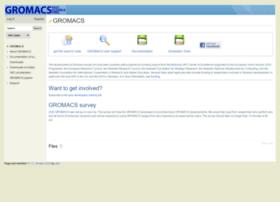 gromacs.org