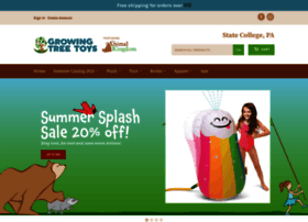 growingtreetoys.com