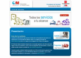 gservicios.sanidadmadrid.org