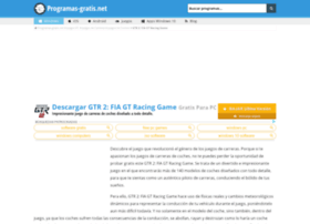 gtr-2-fia-gt-racing-game.programas-gratis.net