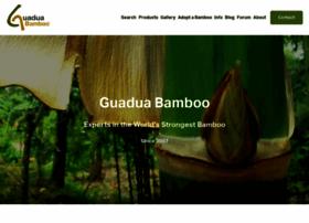 guaduabamboo.com