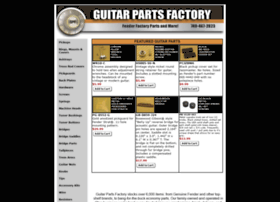 guitarpartsresource.com