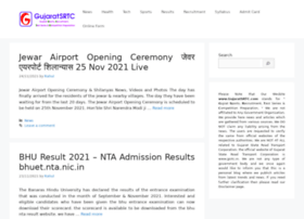 Gujaratsrtc.com