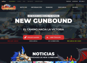 Gunbound.softnyx-latino.net