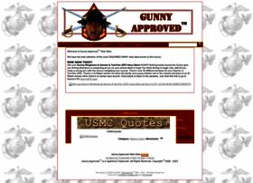 gunnyapproved.com
