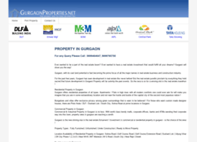 gurgaonproperties.net
