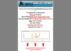 gurulistsiphon.com