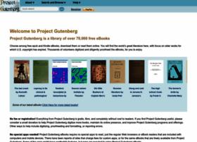 gutenberg.org