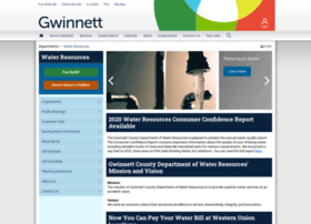 Gwinnetth2o.com