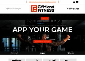 Gymandfitness.com.au