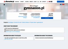 gymnasion.pl