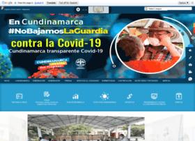 Hacienda.cundinamarca.gov.co