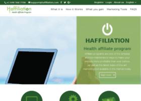 Haffiliation.com