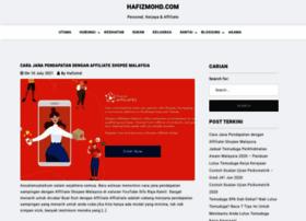 hafizmohd.com