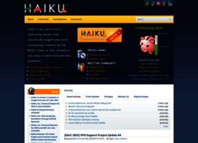 haiku-os.org