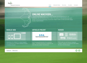 hain-on-line.de