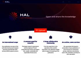 hal.archives-ouvertes.fr