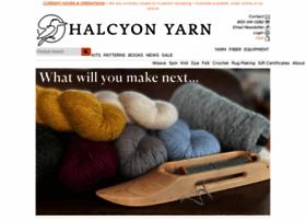 halcyonyarn.com