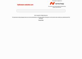 halloween-website.com
