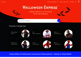 halloweenexpress.com