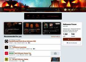 halloweenforum.com