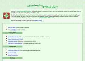 Handcraftingwithlove.net
