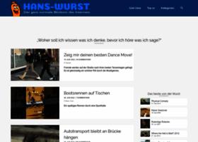 Hans-wurst.de
