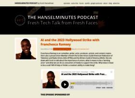 Hanselminutes.com