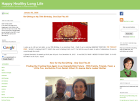 happyhealthylonglife.com