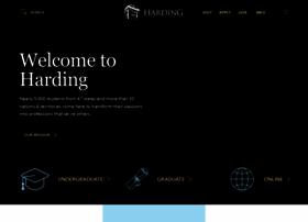 harding.edu