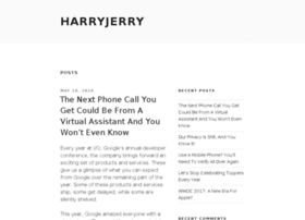 harryjerry.com